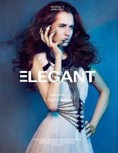 ELEGANT MAGAZINE #6 April 2015