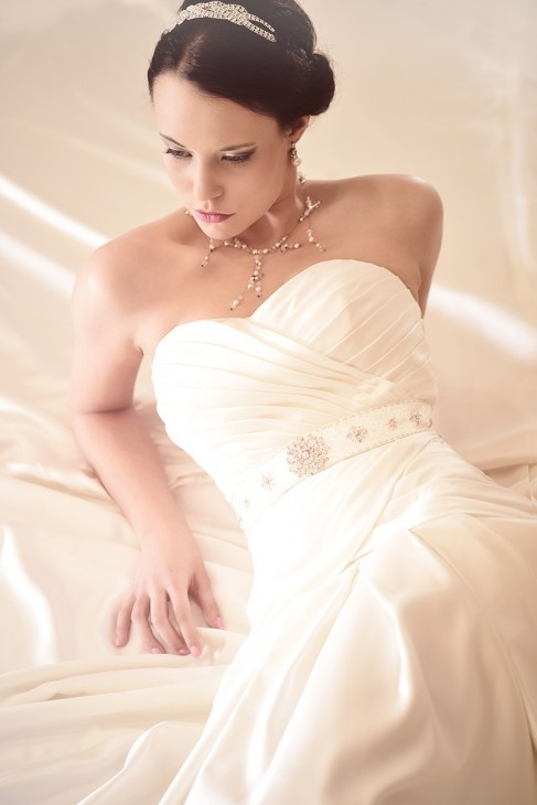 ALEXANDER KAPPEN Brautmodekollektion 2015