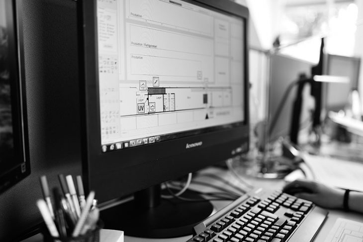Imagefotografie. Webseite. Zebras Ingenieurbüro.