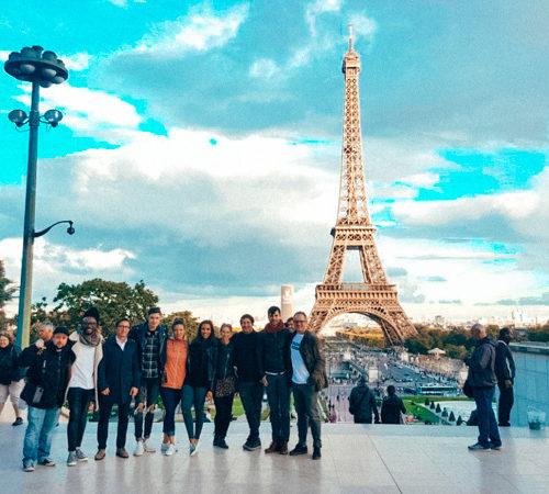Editorial Shooting für MEPHISTO Originals in Paris