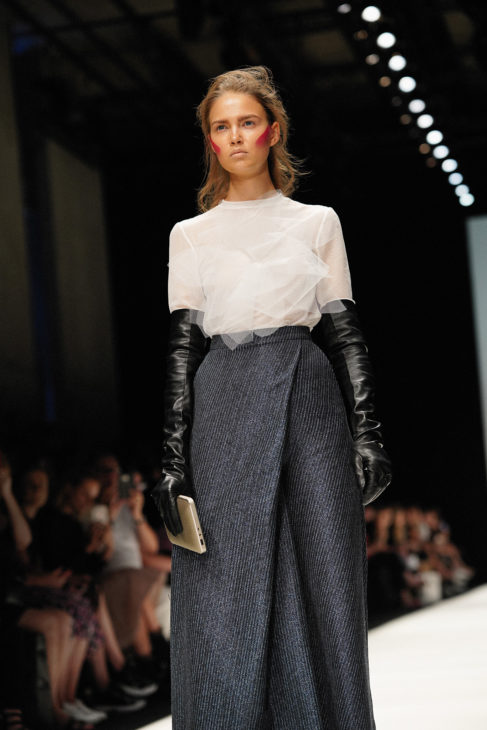 FASHION WEEK BERLIN - IRENE LUFT