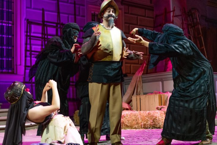 Schlossfestspiele Ettlingen | Der Mann von la Mancha