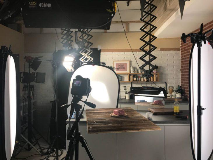MAKING OF CARNOS Fleisch Katalog Shooting